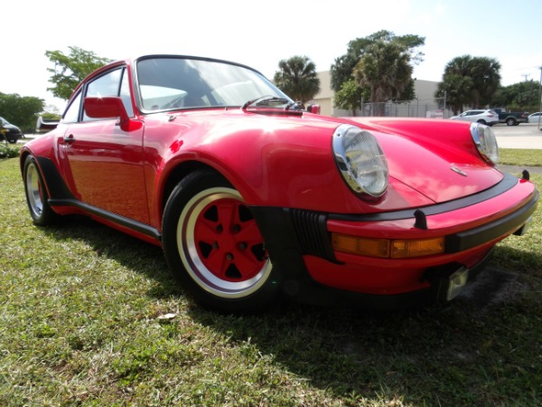 Used 1979 Porsche 930 Turbo Coupe  | Miami, FL n58