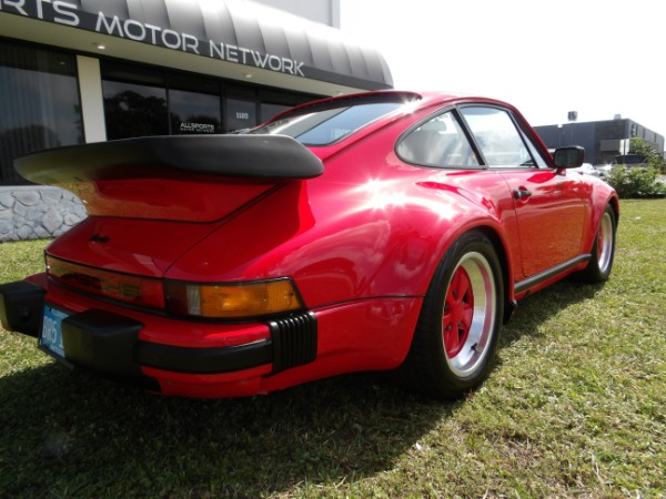 Used 1979 Porsche 930 Turbo Coupe  | Miami, FL n7