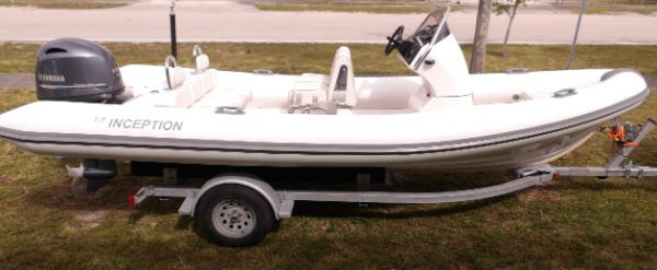 Used 2019 Ribeye A600 INFLATABLE | Miami, FL n16