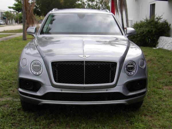 Used 2019 Bentley Bentayga V8 | Miami, FL n10