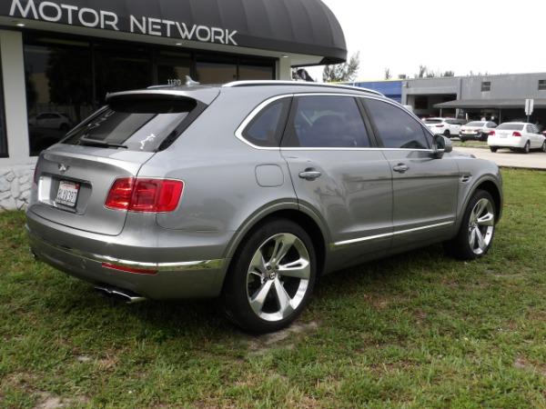 Used 2019 Bentley Bentayga V8 | Miami, FL n13