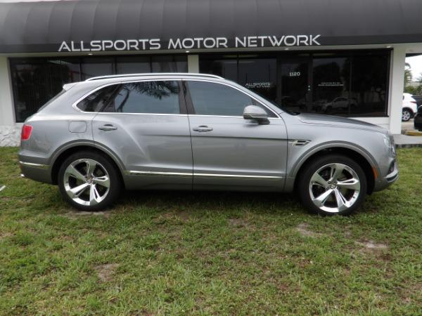 Used 2019 Bentley Bentayga V8 | Miami, FL n2