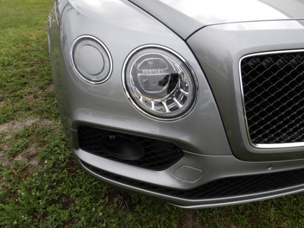 Used 2019 Bentley Bentayga V8 | Miami, FL n29