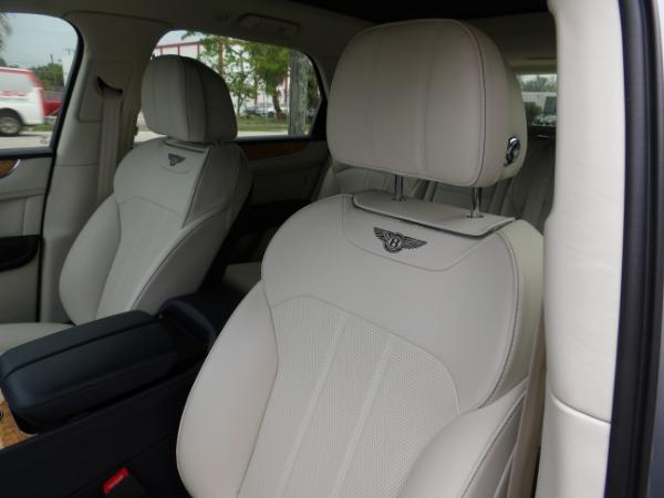 Used 2019 Bentley Bentayga V8 | Miami, FL n39