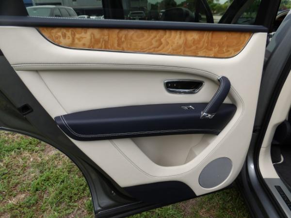 Used 2019 Bentley Bentayga V8 | Miami, FL n50