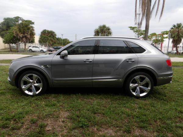 Used 2019 Bentley Bentayga V8 | Miami, FL n53