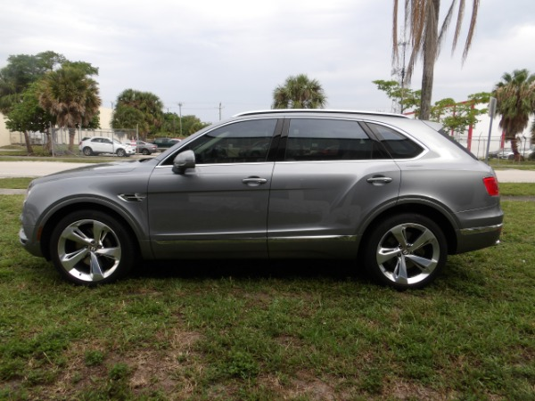 Used 2019 Bentley Bentayga V8 | Miami, FL n54