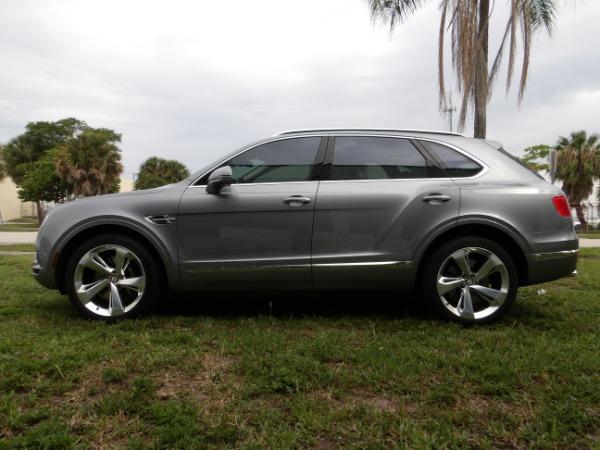 Used 2019 Bentley Bentayga V8 | Miami, FL n55