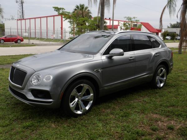 Used 2019 Bentley Bentayga V8 | Miami, FL n57