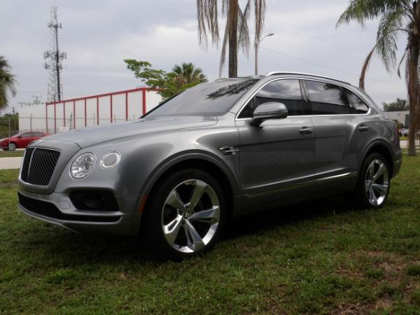 Used 2019 Bentley Bentayga V8 | Miami, FL n58
