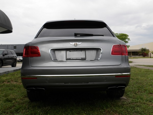 Used 2019 Bentley Bentayga V8 | Miami, FL n62