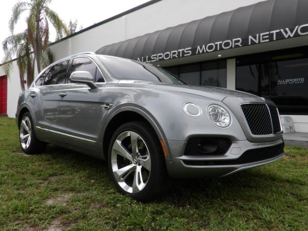 Used 2019 Bentley Bentayga V8 | Miami, FL n66