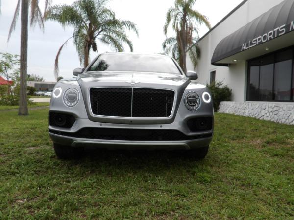 Used 2019 Bentley Bentayga V8 | Miami, FL n67
