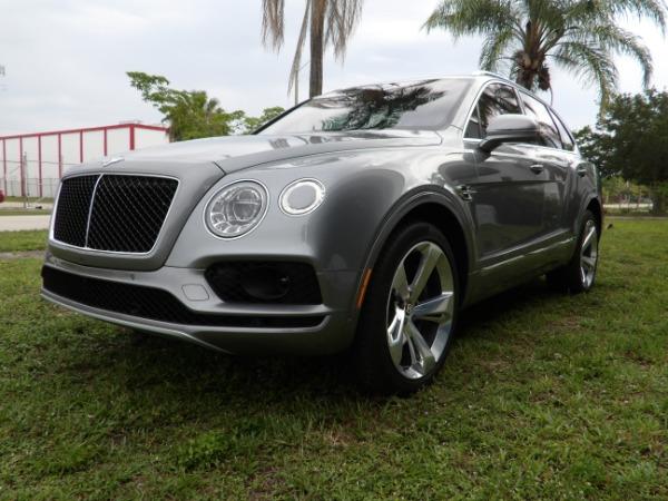 Used 2019 Bentley Bentayga V8 | Miami, FL n68