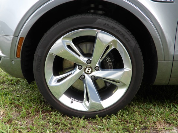 Used 2019 Bentley Bentayga V8 | Miami, FL n69