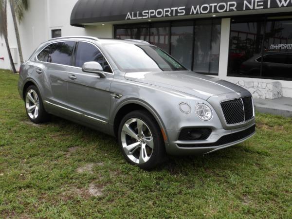 Used 2019 Bentley Bentayga V8 | Miami, FL n7