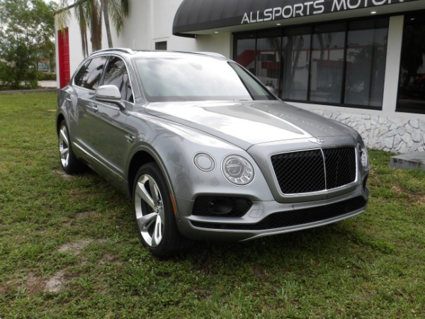 Used 2019 Bentley Bentayga V8 | Miami, FL n8