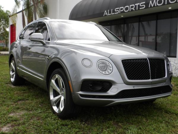 Used 2019 Bentley Bentayga V8 | Miami, FL n9