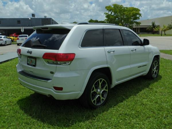 Used 2019 Jeep Grand Cherokee Overland   Miami, FL n6