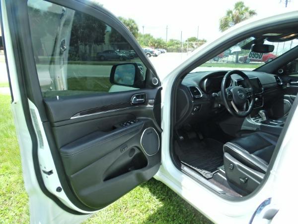 Used 2019 Jeep Grand Cherokee Overland   Miami, FL n9