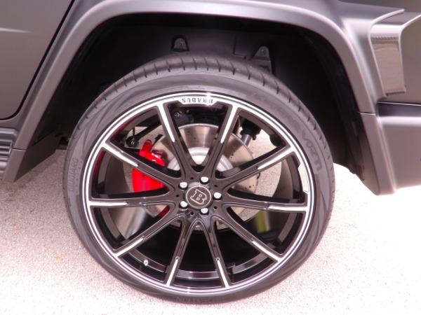 New 2021 Mercedes-Benz G-Class AMG G 63 Brabus 700 | Miami, FL n11