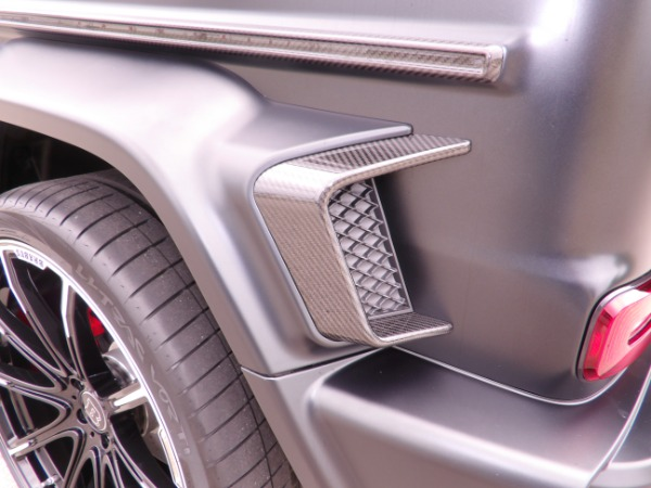 New 2021 Mercedes-Benz G-Class AMG G 63 Brabus 700 | Miami, FL n12