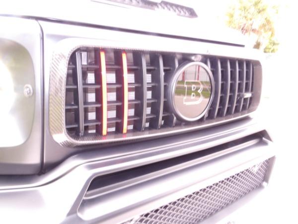 New 2021 Mercedes-Benz G-Class AMG G 63 Brabus 700 | Miami, FL n19