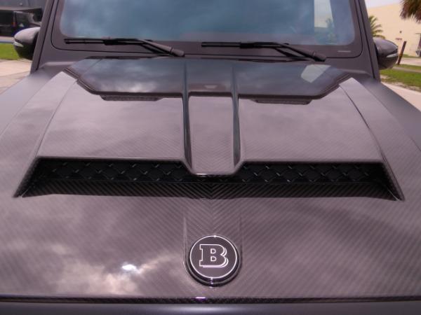 New 2021 Mercedes-Benz G-Class AMG G 63 Brabus 700 | Miami, FL n23