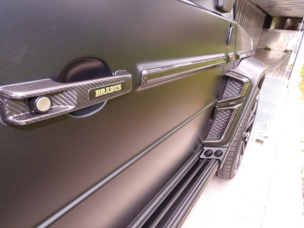 New 2021 Mercedes-Benz G-Class AMG G 63 Brabus 700 | Miami, FL n27
