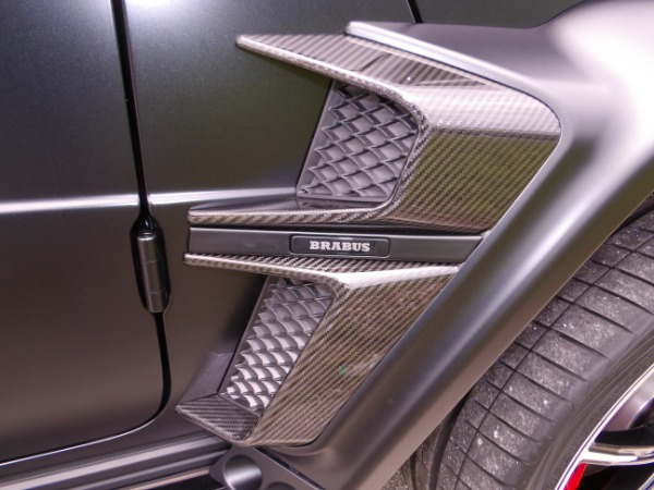 New 2021 Mercedes-Benz G-Class AMG G 63 Brabus 700 | Miami, FL n31