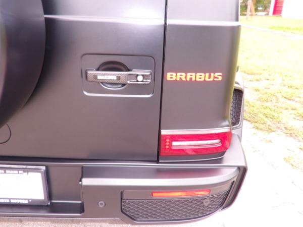 New 2021 Mercedes-Benz G-Class AMG G 63 Brabus 700 | Miami, FL n9