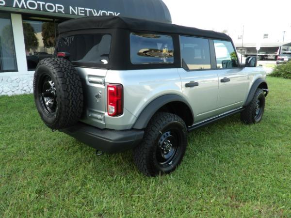 Used 2021 Ford Bronco Black Diamond   Miami, FL n10