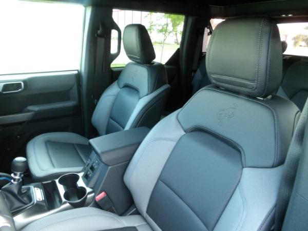 Used 2021 Ford Bronco Black Diamond   Miami, FL n12