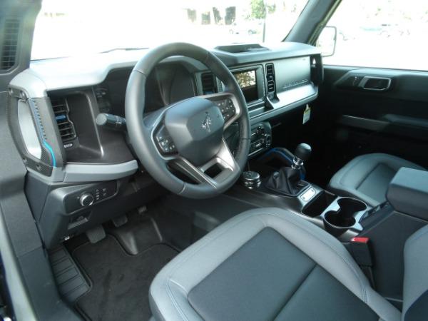 Used 2021 Ford Bronco Black Diamond   Miami, FL n13
