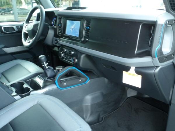 Used 2021 Ford Bronco Black Diamond   Miami, FL n16