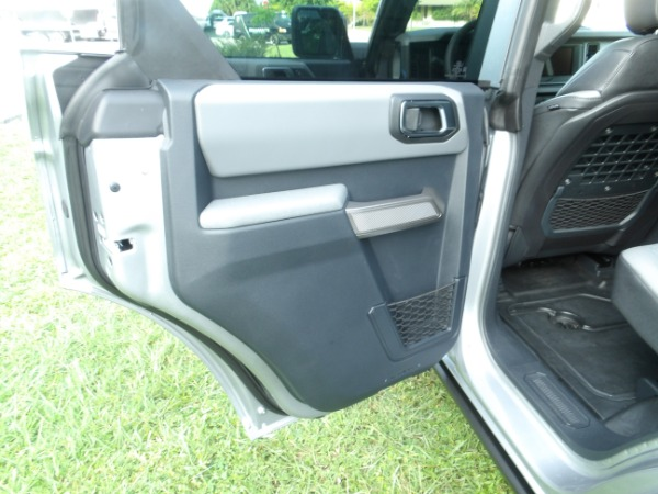 Used 2021 Ford Bronco Black Diamond   Miami, FL n24