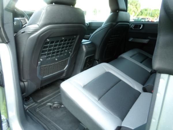 Used 2021 Ford Bronco Black Diamond   Miami, FL n25