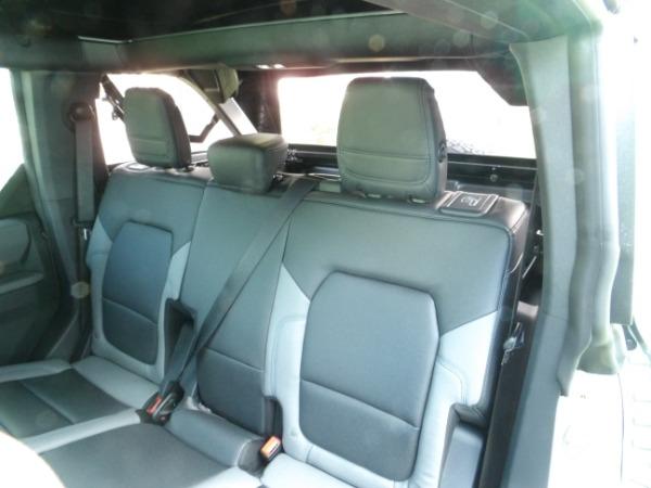 Used 2021 Ford Bronco Black Diamond   Miami, FL n26
