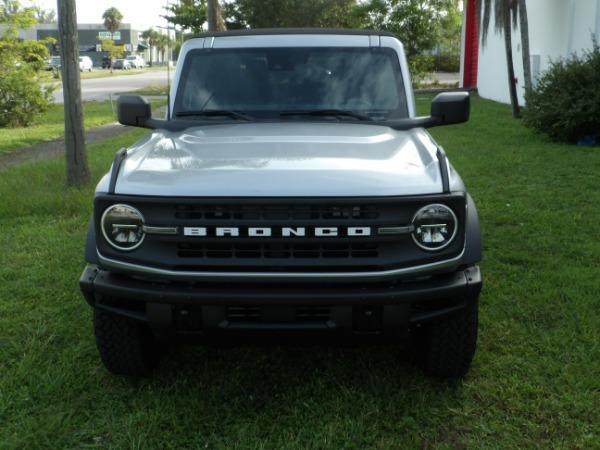 Used 2021 Ford Bronco Black Diamond   Miami, FL n3