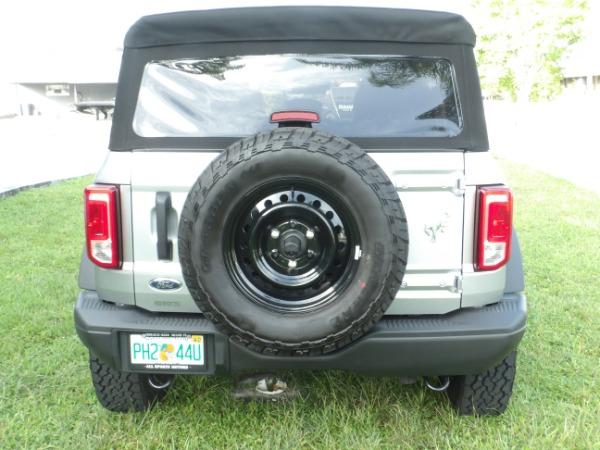 Used 2021 Ford Bronco Black Diamond   Miami, FL n30