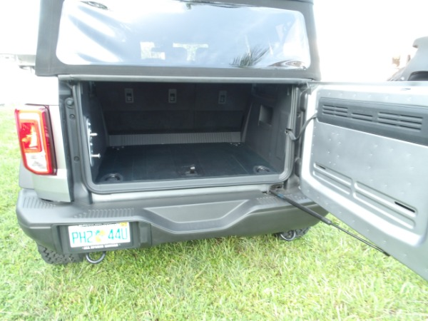 Used 2021 Ford Bronco Black Diamond   Miami, FL n31