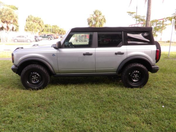 Used 2021 Ford Bronco Black Diamond   Miami, FL n34