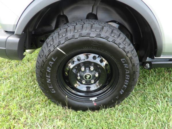 Used 2021 Ford Bronco Black Diamond   Miami, FL n36