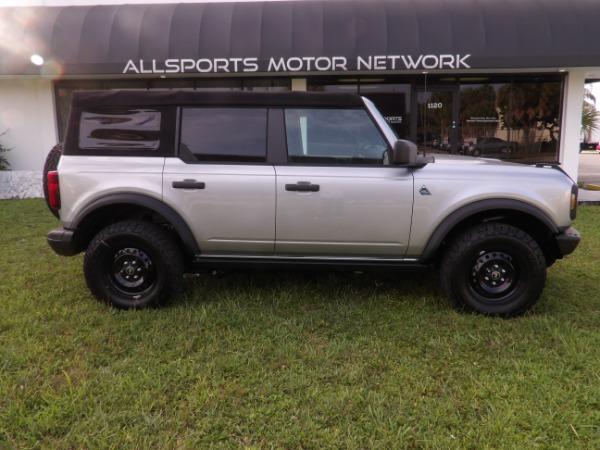 Used 2021 Ford Bronco Black Diamond   Miami, FL n37