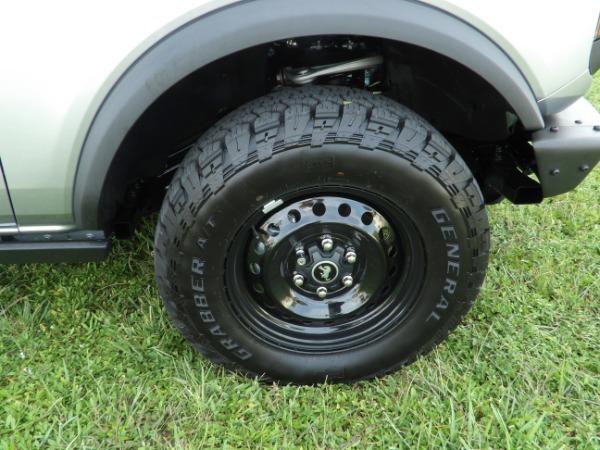 Used 2021 Ford Bronco Black Diamond   Miami, FL n38