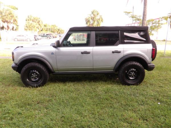 Used 2021 Ford Bronco Black Diamond   Miami, FL n4