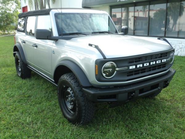 Used 2021 Ford Bronco Black Diamond   Miami, FL n5
