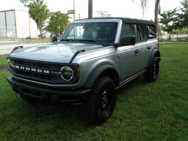 Used 2021 Ford Bronco Black Diamond   Miami, FL n7