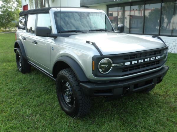Used 2021 Ford Bronco Black Diamond   Miami, FL n8