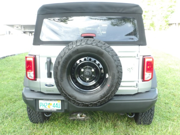 Used 2021 Ford Bronco Black Diamond   Miami, FL n9